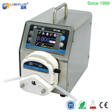 BT300L Low Pressure Electric Power Stainless Steel 24V Low Flow Rate Peristaltic Pump