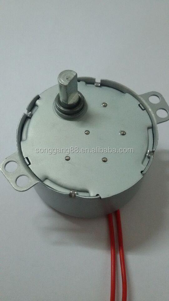 Single Phase High Torque 110v 120v Ac Synchronous Motor