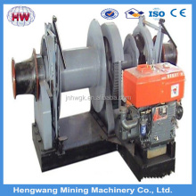 High powerful Truck Crane Hydraulic Winch for sale