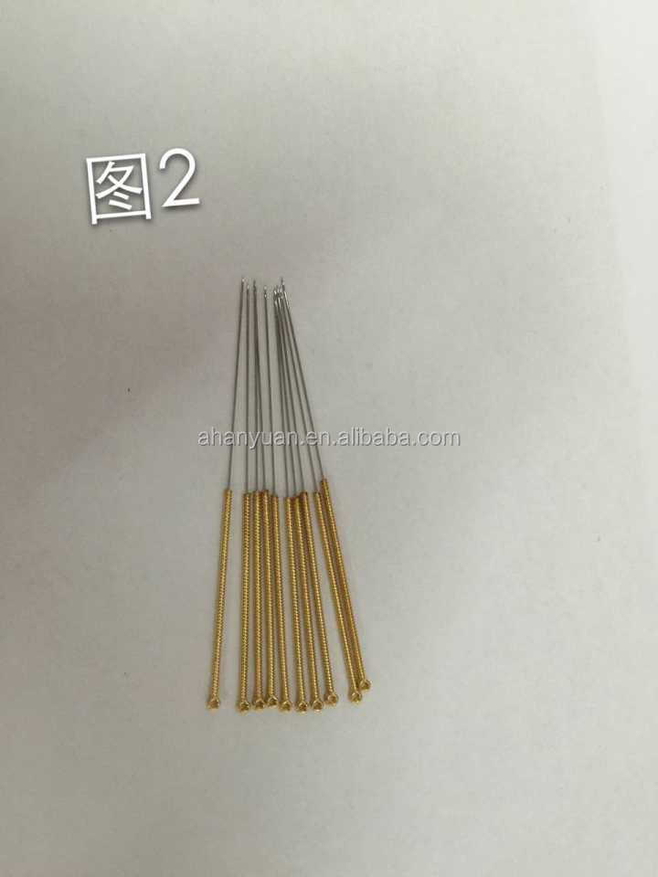shunhe acupuncture needle sterile disposable acupuncture needle