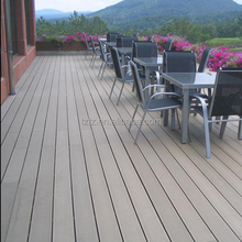 China supplier high quality and low price plastic Wood Composite Floor