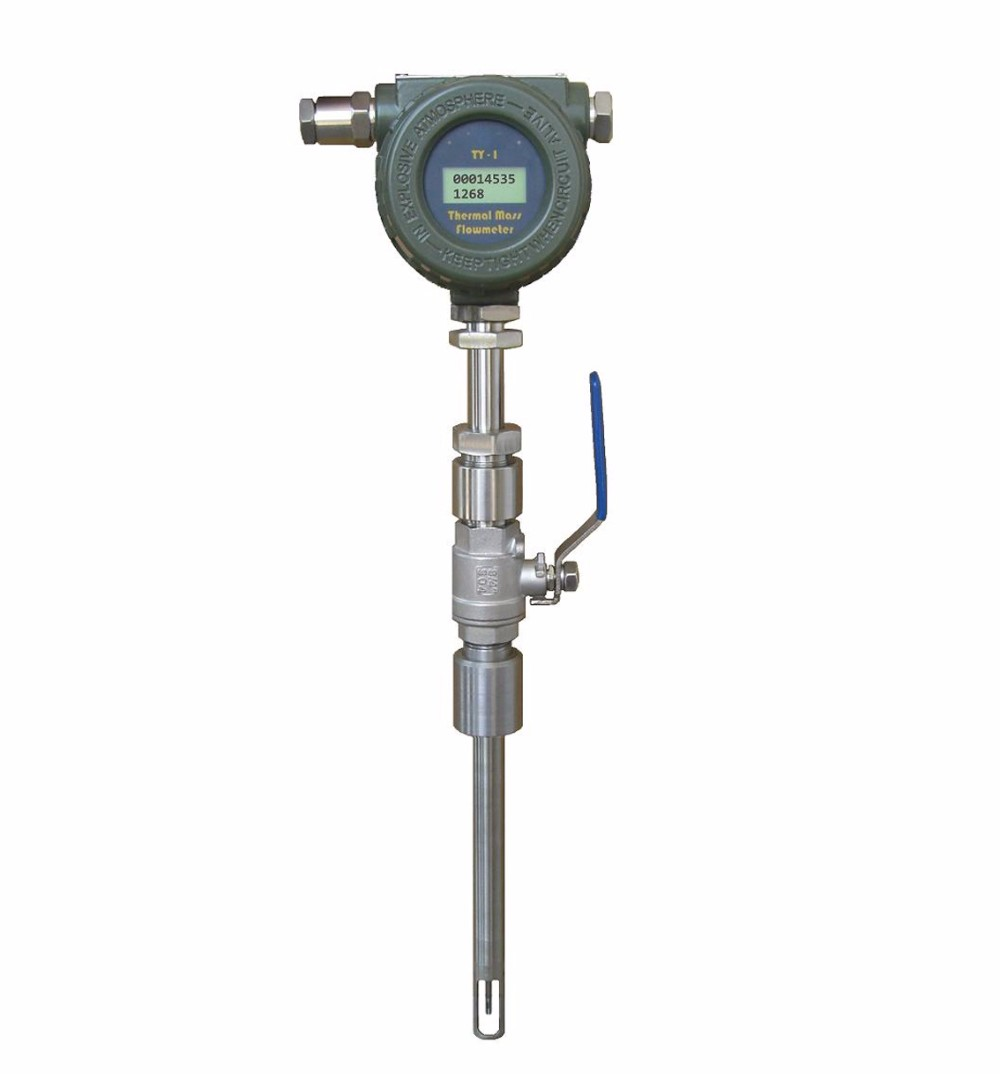 DMF-Series Insertion type Thermal Mass Flow Meter