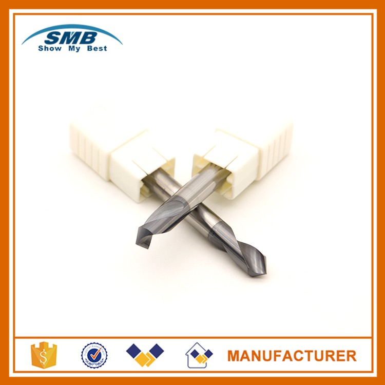 Tungsten carbide drill with super raw material