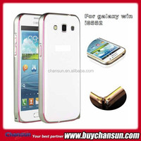 for Samsung Galaxy win i8552 Aluminum metal frame bumper case