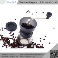 battery operated coffee grinder and ce certification high efficiency coffee grinder