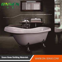 China supplier sales hot-saling small acrylic bathtub popular products in malaysia