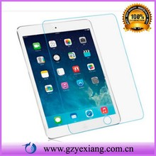 Fashion Clear Tempered Glass Screen Protector For iPad mini