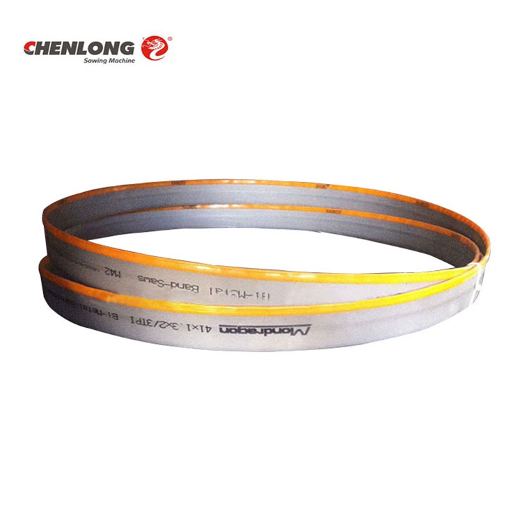 CHENLONG High performance band saw blade for cutting steel