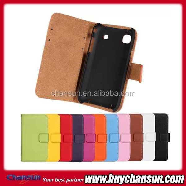 for samsung galaxy s i9000 wallet leather cases