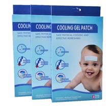 Cooling Gel Patch - Fast and Effective Cooling for Babies Fever
