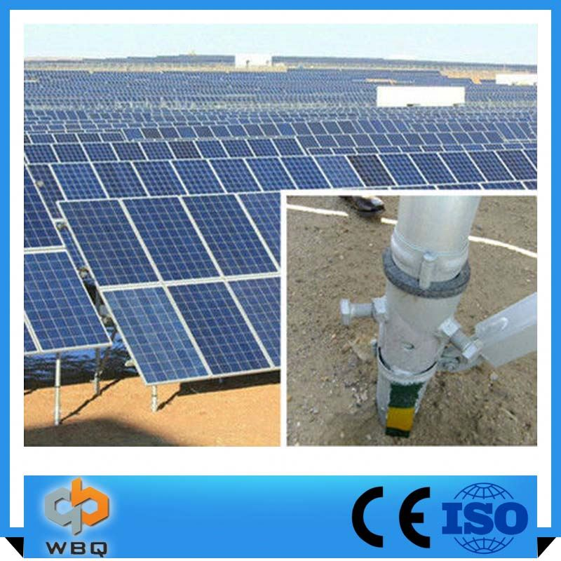 Oem Service Good Quality Roof Ballast Bracket Solar Panel Mounting System