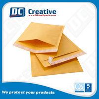 kraft paper sheets bubble envelopes