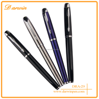 Luxury and classic style arrows clip advertising business gift pen for men