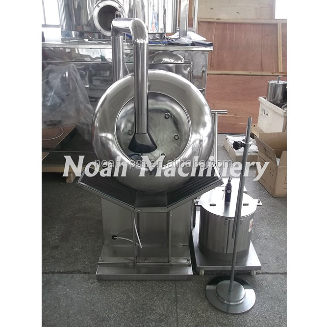 BYF600 Tablet/Pill Stainless Steel Film Coating Machine