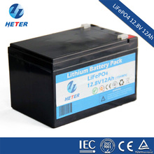 12.8V 12Ah lead acid replacement battery
