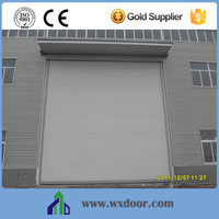 China Manufacturer Metal Industries Storm Rolling Doors/Gates