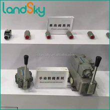 LandSky Automatic hydraulic machine tool industry 4WP10E3X/ manual operated directional solenoid valve locator steam design