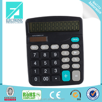 Fupu 12 digits calculator office function tables calculator 837,General Office Calculator, Dual Power Mid Desktop Calculator