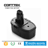 Replacement cordless drill battery for rechargeable dewalt 18v 3000mah ni-mh