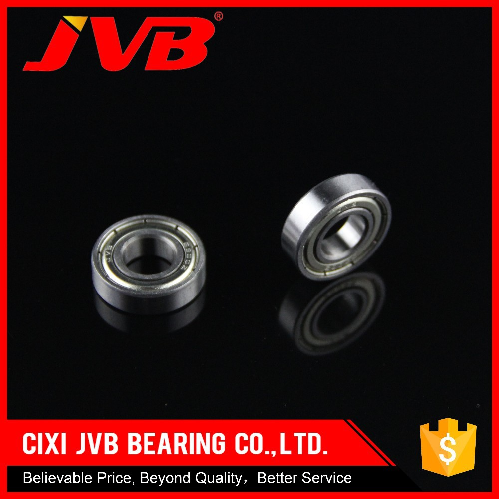 thin wall ball bearing 6900zz 61900 with bearing size 10*22*6mm deep groove ball bearing made in cixi