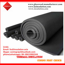 flexible foam insulation/ waterproof rubber foam sheets
