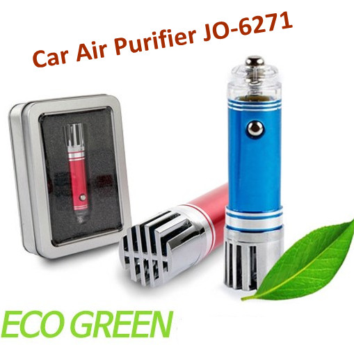 Best Selling Items in Guangzhou Auto Accessories Mini Car Air Purifier JO-6271