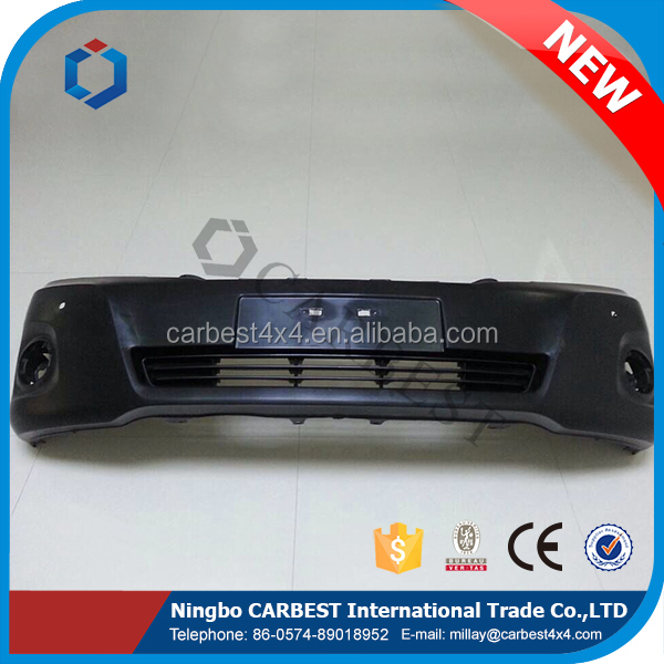 HIGH QUALITY OE FRONT BUMPER FOR NISSAN PATROL Y61/Y62 2014