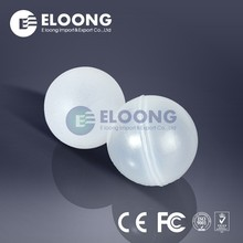 50mm Alkali Ground Storage Pontoons Plastic Hollow Ball For Vaporation Reduce