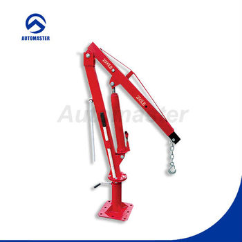 CE Approved China Hydraulic Crane