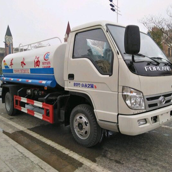 FOTON 3000 liters water tanker for sale