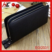 cash on delivery from china hot selling new design gents wallets fashion mobile phone holder men leather handbag