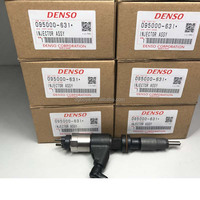 Denso injector 095000-631#/RE546784/RE531209/RE530362/