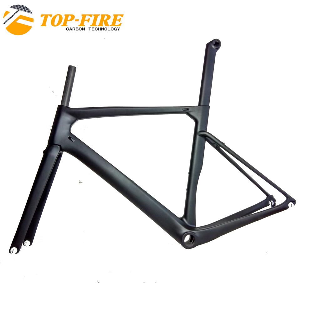 Carbon Bike Frame >> 2017 New Coming Chinese Carbon Bike Frame Directly Mount Brake