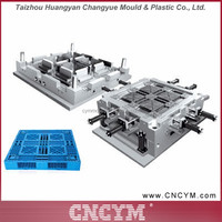 CY Mould Reasonable price pallet plastic injection mould for sale