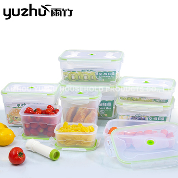 2018 New Arrival Microwave Food Storage Container, Kid Takeaway Food Storage Plastic Container