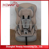 Baby Safety car seat application to group 1+2+3 children