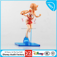 wholesale high quality Japan cartoon figure sexy girl toy, japanese toy dolls