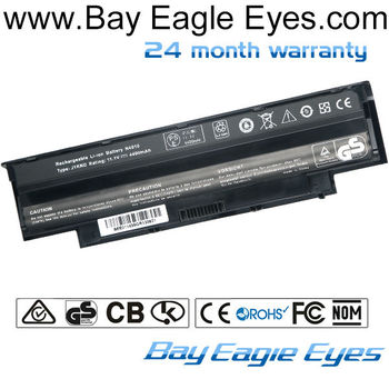 Laptop Battery For Dell Inspiron N4010 N4010D N4010R N4110 N5010 Replacement Battery