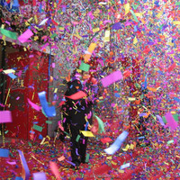 2015 best quality biodegradable confetti