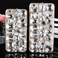 Luxury bling bling case for iPhone 7 7 Plus, peacock diamond case for iPhone 6 6 Plus