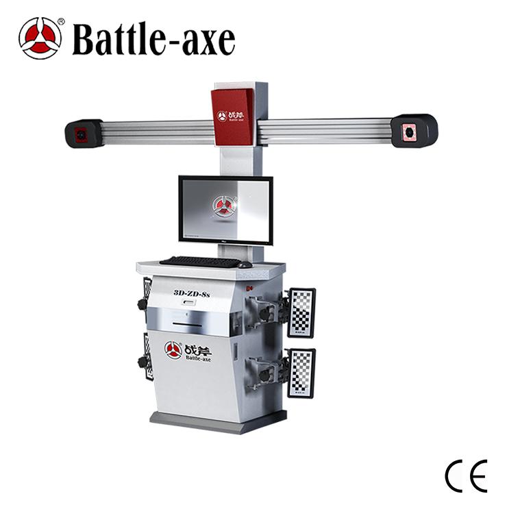 Precision Portable Car Wheel Alignment Equipment And Balancing