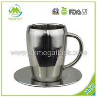 220ml Starbucks Stainless Steel Coffee Cup For Tea
