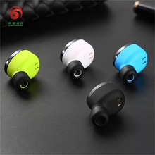 High Quality Earpiece Earplugs In Ear Earphone Wireless Bluetooth Headset Gaming Headphone With Mic Nk/Ip Switch Button