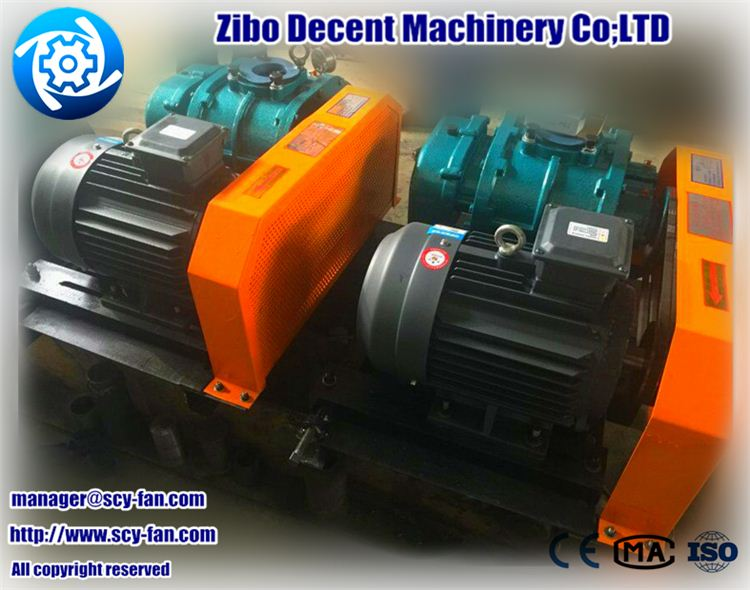 Low Energy Consumption cement industry roots blower/russian/moscow/fan reliable supplier