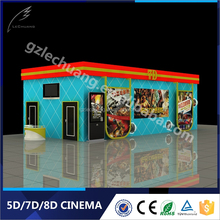 Mini Business Project 5D/6D/7D Cinema Exporter 7D Cinema Theatre