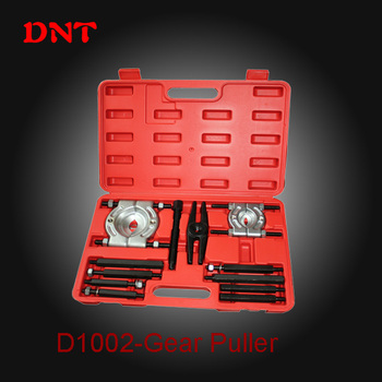 12pcs Bearing Separator Puller set/ Bearing Splitter Remove Bearing tool kit /Bar Type Puller
