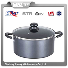 Carbon Steel Non-stick Stock Pot Cookware