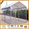 2017 new style chain link galvanized steel dog kennel hot sale