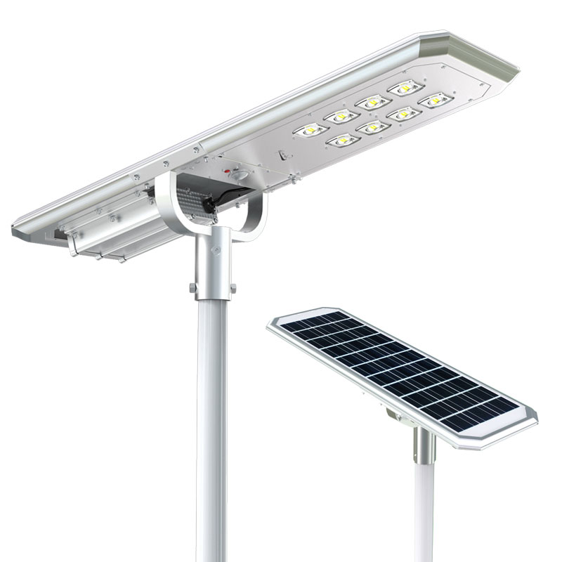 new product PIR motion sensor aluminum led solar street light price list Low MOQ