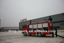 4*2 dongfeng fire rescue vehicle, fire trucks for sale in europe